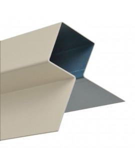 MetalTrim angle extérieur JH70-10 Pierre des Champs - Lg = 3.00m