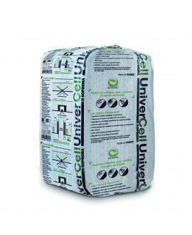 Ouate de cellulose UniverCell - Sac de 12.5 Kg