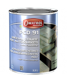 PCD 91 VERT - Bidon de 2,5 L. - Produit de coupe