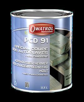 PCD 91 MARRON - Bidon de 2,5 L. - Produit de coupe