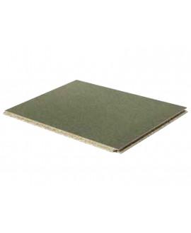 Dalles de particules hydrofuge DURELIS Floor P5 600mm x 2.40m – Ep = 15 mm à 22mm