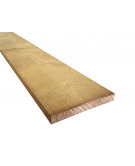 Planche sapin épicéa 38x100mm – Lg = de 2.70m à 5.40m