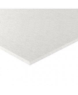 Plaque fibres-gypse FERMACELL - format hauteur d'étage 12,5 mm - FC12
