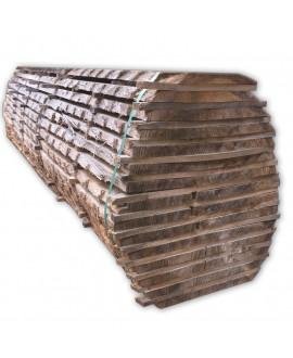Plot Chêne sec Ep = 18mm à 100mm