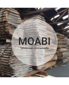 Plot Moabi Ep = 27mm à 65mm