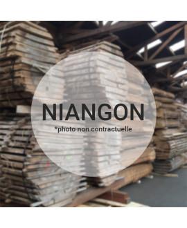 Plot Niangon Ep = 18mm à 80mm et +