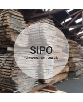 Plot Sipo Ep = 27mm à 80mm
