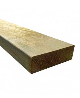 Bois de structure 45X120 Pin Nord Rouge R4F CL4 Vert 2M70 à 6M00