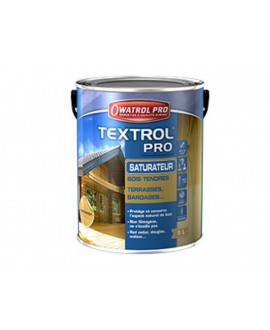TEXTROL PRO – Saturateur bois tendres