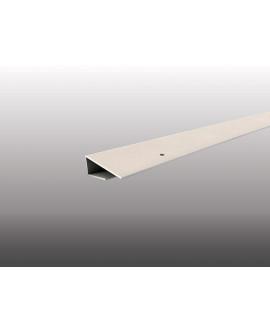 MEP Embout U 44 cm bandeau PVC sable HU2544