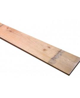 Volige pin toutes largeurs – ép = 15mm – Lg = 2.00 à 3.00m traité classe 2 et anti-bleu