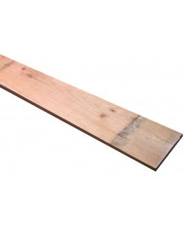 Volige pin toutes largeurs – ép = 18mm – Lg = 2.00 à 3.00m traité classe 2 et anti-bleu