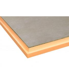 Panneau isolant en polystyrène extrudé XPS PROTECT ARTIC C 80+3mm de ciment 1200x590mm R=2.75