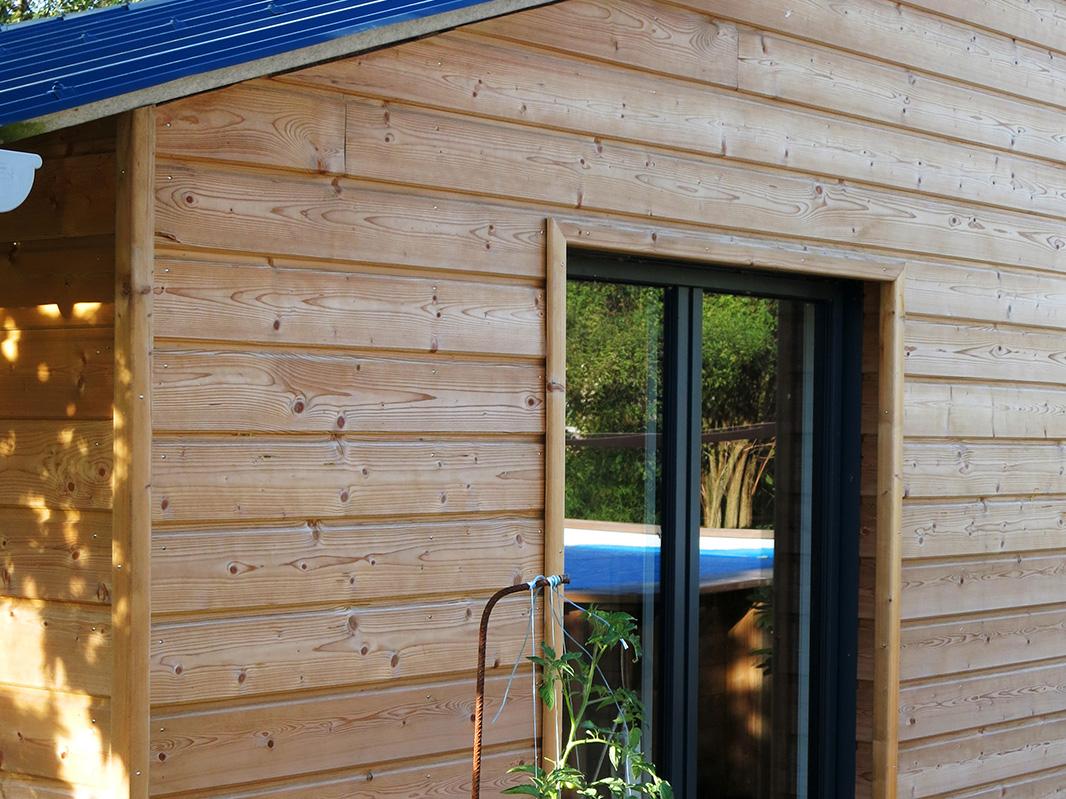 Image Bardage Bois bardage bois - façades & bardages - rullier bois