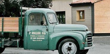Camion Rullier Bois